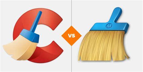 ccleaner x clean master ccleaner ou clean master qual o melhor programa para