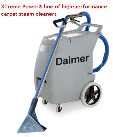 carpet steam cleaners for commercial maintenance