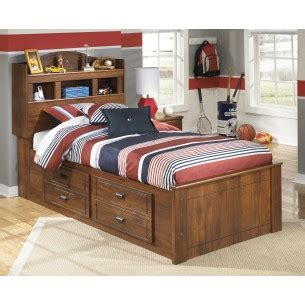 barchan bookcase bed with storage barchan panel bed bernie phyl s furniture by