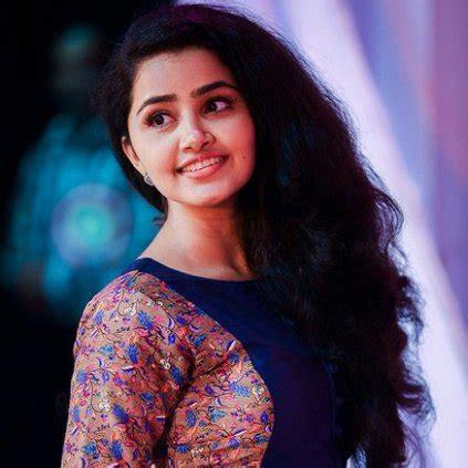 i cinema heroine photos anupama parameswaran is the heroine for ramcharan s next film
