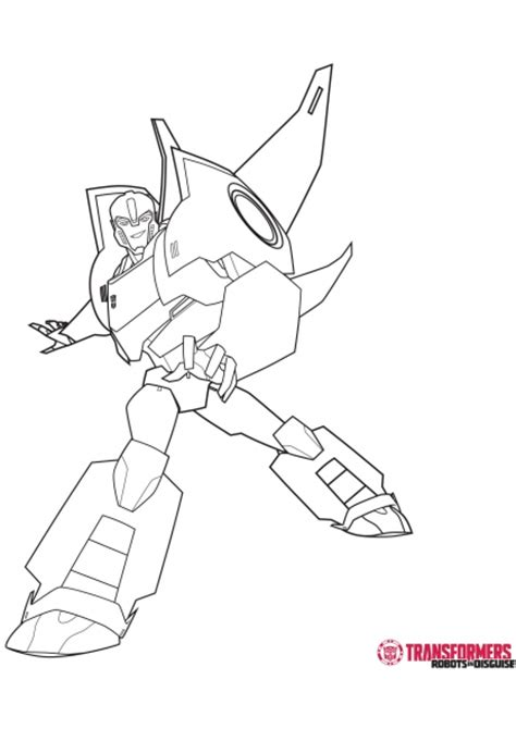coloring pages transformers robots in disguise sideswipe transformers robots in disguise coloring page