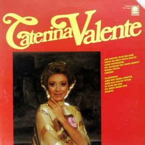 caterina valente vinyl caterina valente caterina valente vinyl lp at discogs