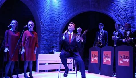 swing show the beatles swing brings liverpool to brisbane q news