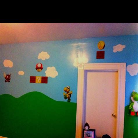 super mario bedroom ideas pin by becky allgood on kid stuff pinterest