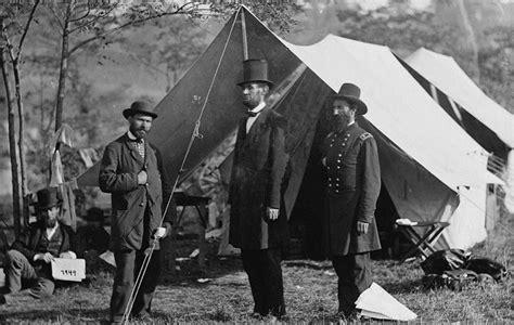 abraham lincoln asmander in chief the lincoln at antietam photos american civil war forums