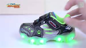 boys skechers lights shoes light up sneakers