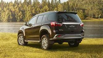 Isuzu Suv Models Isuzu Mu X 2017 New Car Sales Price Car News Carsguide