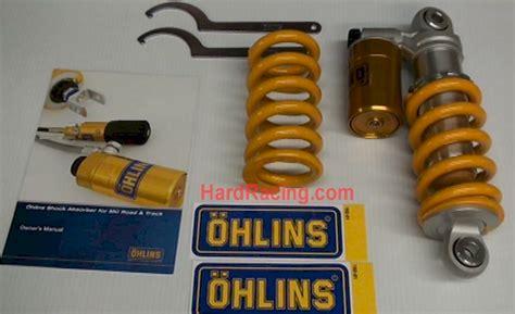 Shock Ohlins Jupiter Z ohlins ka610 shock for the z125 is now available kawasaki z125 forum