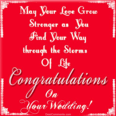 Wedding Congratulations Quotes In by Wedding Congratulations Quotes Quotesgram