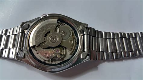 Seiko Automatic 7s26 seiko 5 7s26 3170 movement 7s26 043l on