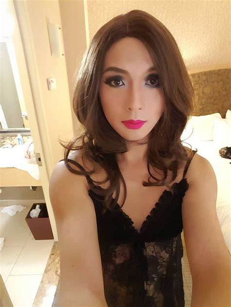 beautiful crossdressers and traps fembois traps crossdressers and trans women photo