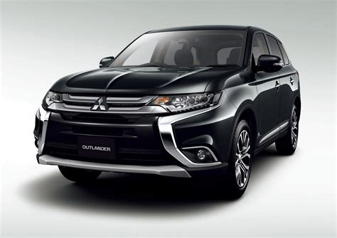 mitsubishi malaysia facelifted mitsubishi outlander phev is more efficient
