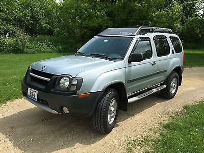 manual cars for sale 2002 nissan xterra windshield wipe control 2002 nissan xterra 4x4 cars for sale