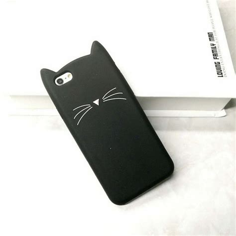 Iphone 5 5s 5c 5g Se Cat 3d Soft Casing Kar T1310 10 best top cat phone cases for iphone and android