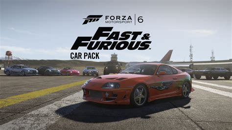 Auto Tuning Xbox 360 by Forza Motorsport 6 S Fast Furious Car Pack Out Now