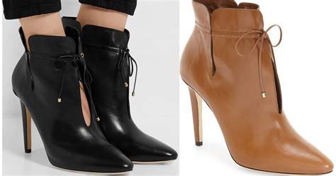 jimmy choo murphy boots with three sleek keyhole cutouts