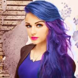 colored hair wacky hair colour on your mind think indileak