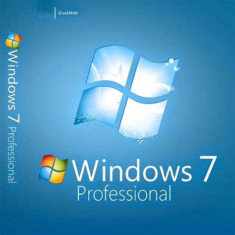 Microsoft Windows 7 Pro microsoft windows 7 professional 32 64 ms win pro activation key version eur 4 89
