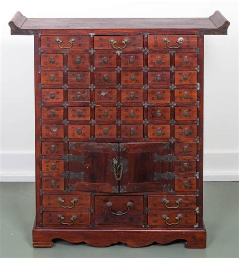 Multi Drawer Chest by Multi Drawer Apothecary Chest At 1stdibs