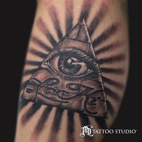 pyramid eye tattoo 35 pyramid tattoos