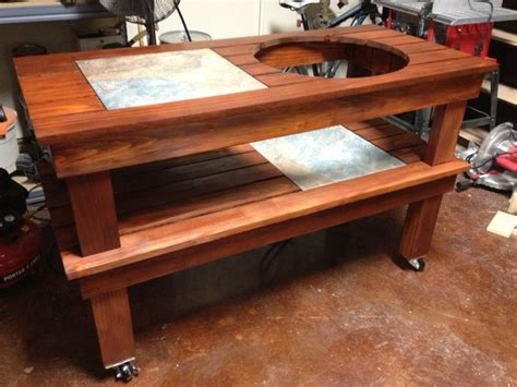 pdf diy grill work table plans download good woodwork