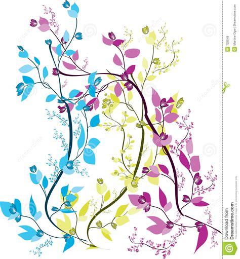 imagenes abstractas de flores flores bonitas abstractas stock de ilustraci 243 n