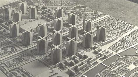 Quand Le Corbusier voulait détruire Paris