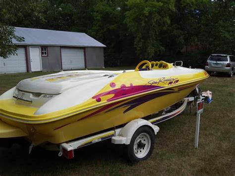 sea ray f16 jet boat for sale sea rayder f 16 xr boat for sale from usa