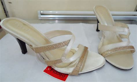 Sandal Meek Fladeo Uk 40 jual sandal pesta fladeo white sleepwear shop