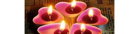 candele romantiche candele the wedding