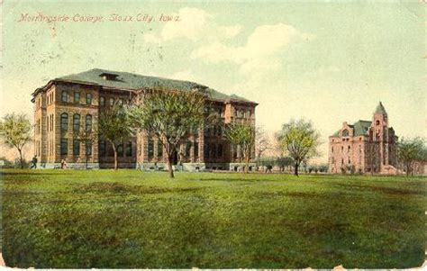 morningside college iowa sioux city morningside college c1910