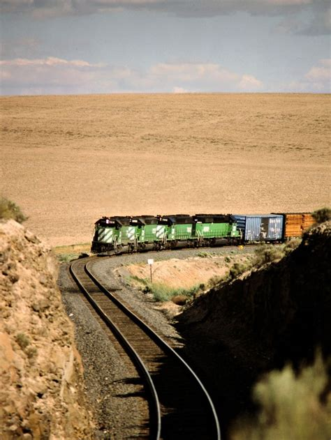 354 best burlington northern route images on burlington northern and bnsf railway