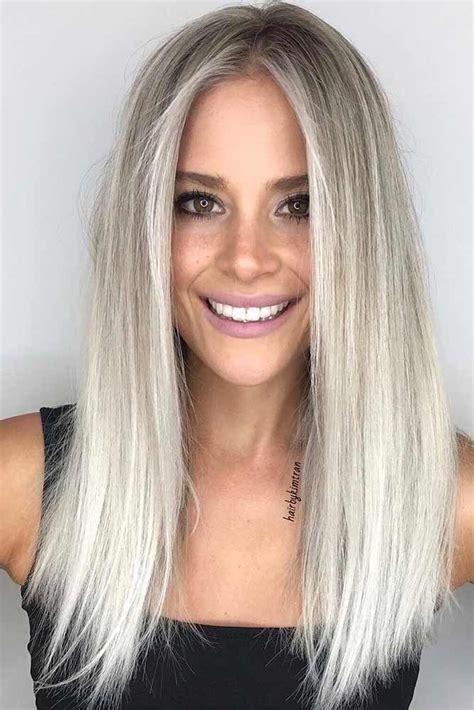 Hot Hues Hairstyles | 25 trending platinum blonde hair ideas on pinterest