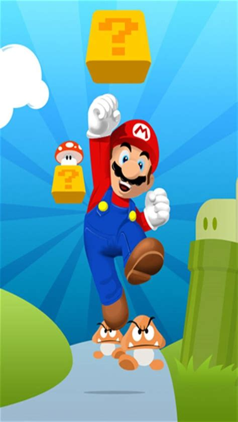 wallpaper for iphone mario mario phone wallpaper wallpapersafari