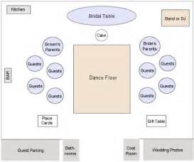 floor plan wedding reception weddings amp party reception hall guides