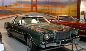 1977 Chrysler Cordoba 1977 Chrysler Cordoba Classic Automobiles