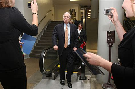 Mccain Office by Will Mccain Give Up His Senate Seat Washington Wire Wsj