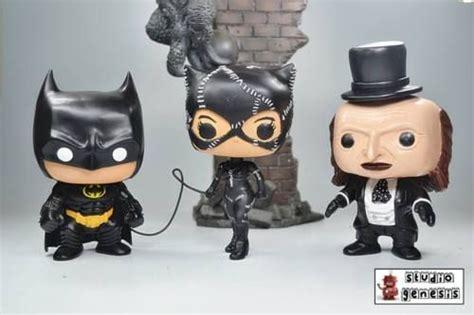 Funko Dorbz Batman The Penguin details about funko pop batman returns penguin set of 3 custom figure custom