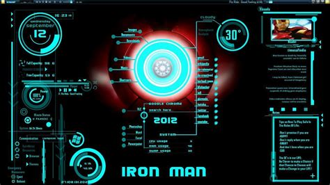 jarvis wallpaper for mac iron man jarvis wallpapers wallpaper cave