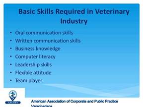 resume competencies reinventing your veterinary career is industry in your