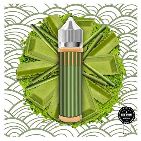 Promo Kickass Matcha Green Tea 60ml 3mg Berkualitas drip social e liquid bundle deal acevaper