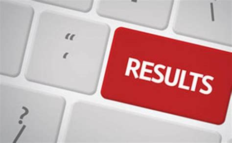 Mba Results 2016 by Karnataka Pgcet Mba Result 2016 Likely To Be