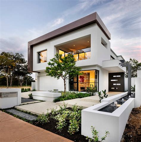 design guidelines perry lakes flat exterior design exterior contemporary with stone wall