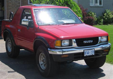 service manual 1993 isuzu amigo cover removal wednesday june 17 vehicles and equipment