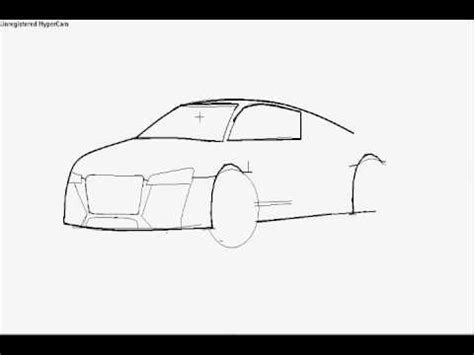 cartoon audi r8 audi r8 3d cartoon in ms paint youtube