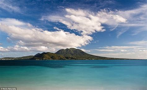 nevis island nevis island in the caribbean was loved by princess diana