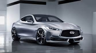 Future Infiniti Cars 2017 Infiniti Q60 Concept Revealed Ahead Of Detroit Debut