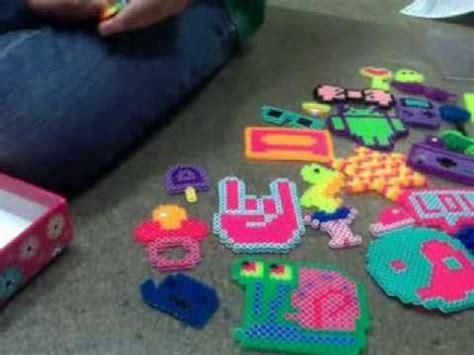how to iron perler perfectly perler how to iron them perfectly doovi