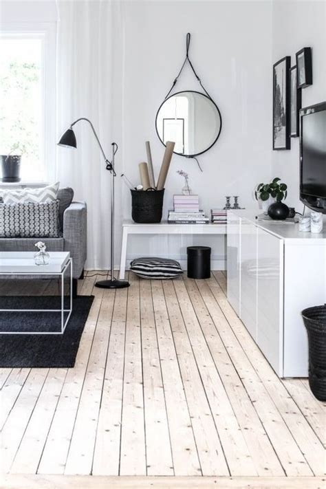 black white home decor 20 rooms with wooden floors messagenote