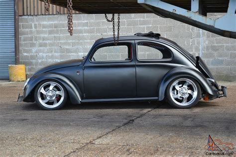volkswagen beetle 1960 custom 1960 custom ragtop beetle with optional high spec 2332cc